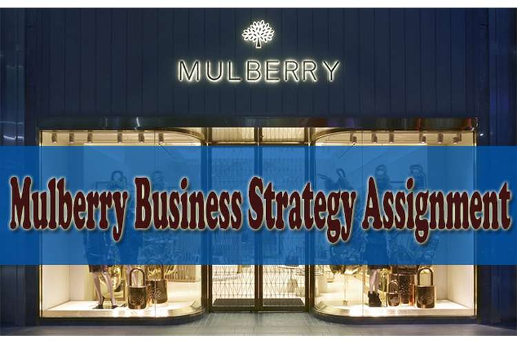 business strategy of mulberry Develop a sales strategy jumping into selling your product or service without planning how you will go about it is likely to yield far poorer results than if you adopt a strategic approach to your sales use your sales strategy as part of your business plan, to help you convince your bank manager or potential investors.