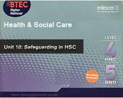unit 8 hsc 037 Debbie slack :: health and social care level 2 unit: 8 understand health and safety in social care settings again it is important to follow agreed ways of working adhering to policies and procedures, as well as usage guidelines that are set out by the manufacturers.