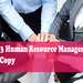 Unit 3 Human Resource Management Pass Copy
