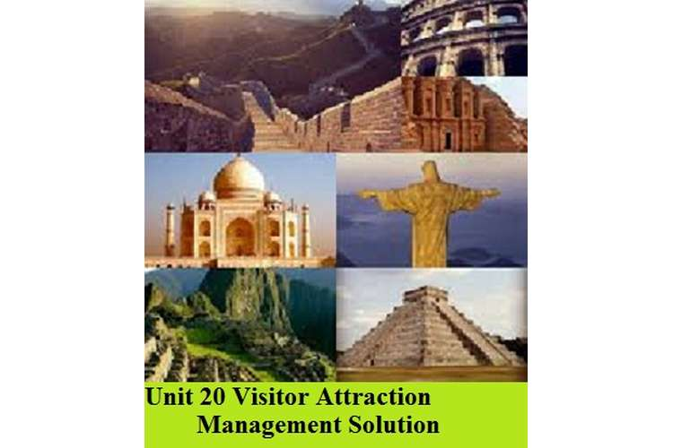 Visitor Attraction Management Assignment Solution