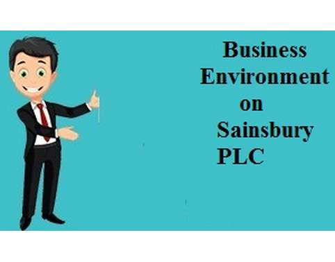 Unit 1 Assignment on Business Environment – Sainsbury PLC