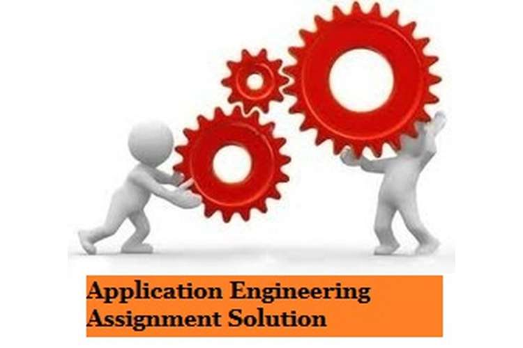 Application Engineering Assignment Solution