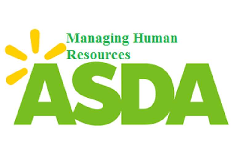 Unit 22 Managing Human Resources - ASDA