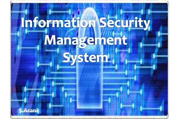 CIS5205 Information Security Management System