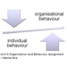 Unit 3 Organisation and Behaviour Assignment – Mama Mia