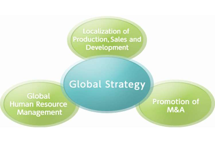 Global Strategy Organizing Management Assignment