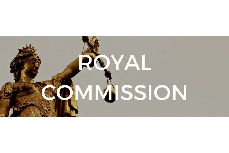 BX2112 Royal Commission Assignments Solution