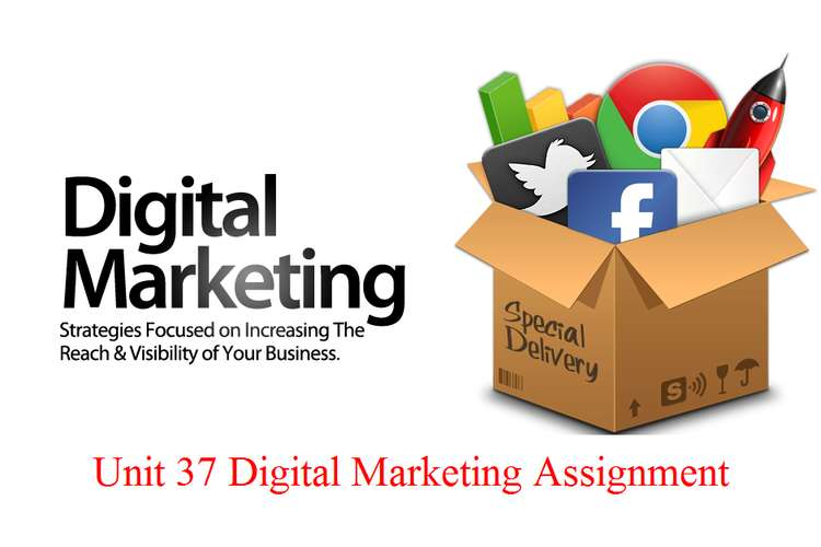 Unit 24 Digital Marketing Assignment