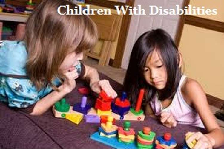 Essay On Children With Disabilities