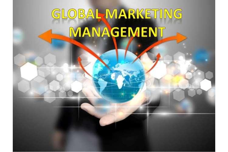 Global Marketing Management Assignment Help