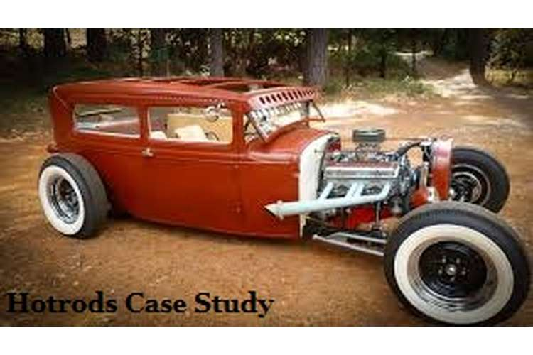 Hotrods Case Study Assignment Solution
