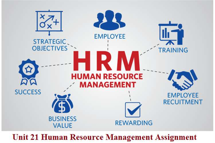 Unit 21 Human Resource Management Assignment