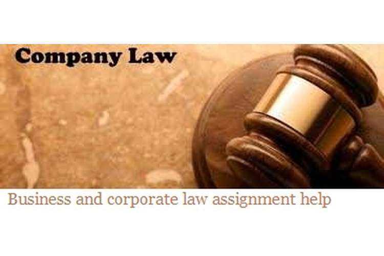 Business and Corporation Law Assignment Help
