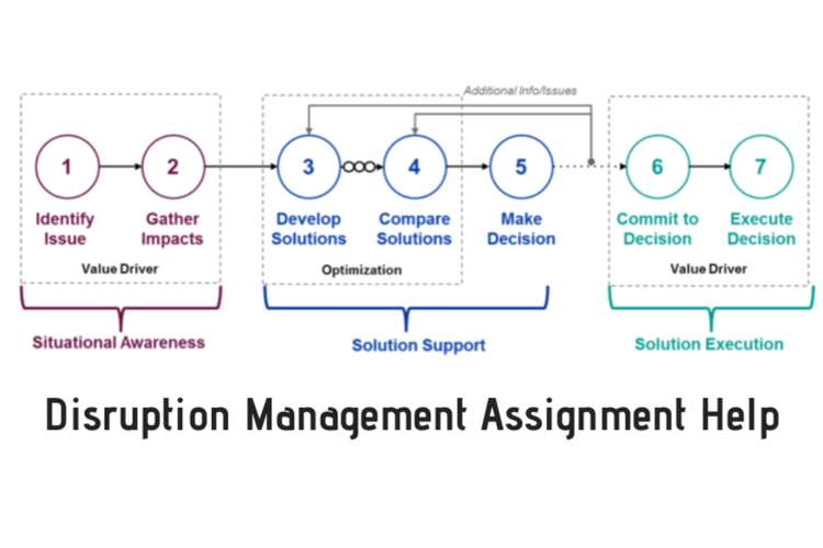 Disruption Management Research Oz Assignment