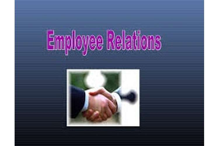Unit 20 Employee Relation Distinction Copy