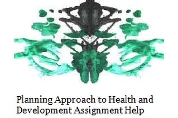 Planning Approach Health Development Assignment Help