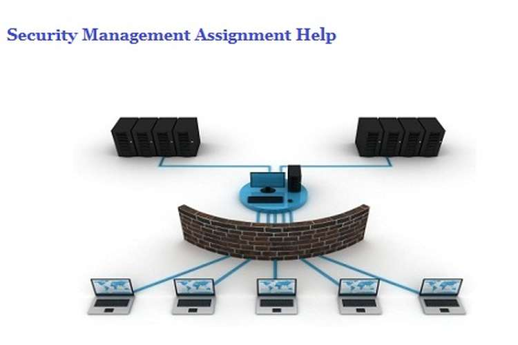 Security Management Assignment Help