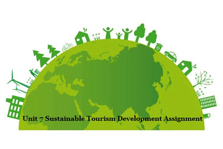 tourism assignment 1 Mgw2601 tourism planning mgw2601 tourism planning assignment 1: apply supply-led resource management techniques to tourism planning  learning objectives assessed:.