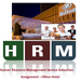 Human Resource Management Service Industries Assignment – Hilton Hotel