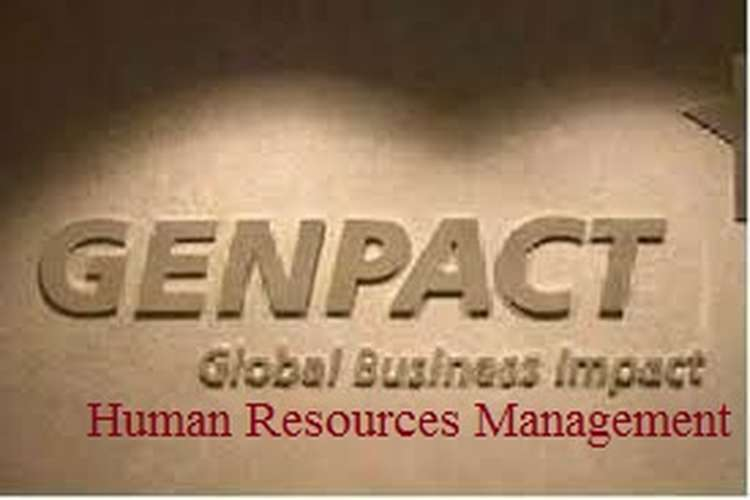 Human Resources Management Assignment Genpact