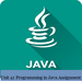 Programming in Java Assignment