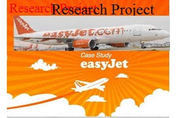Unit 4 Assignment on Research Project - Easy Jet