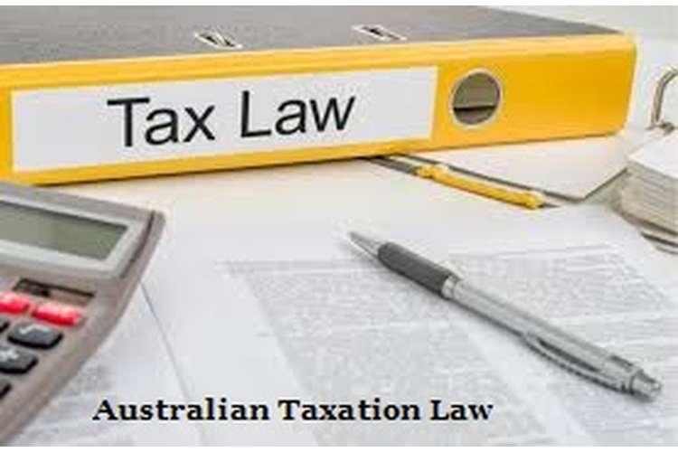 Australian Taxation Law Assignment Help