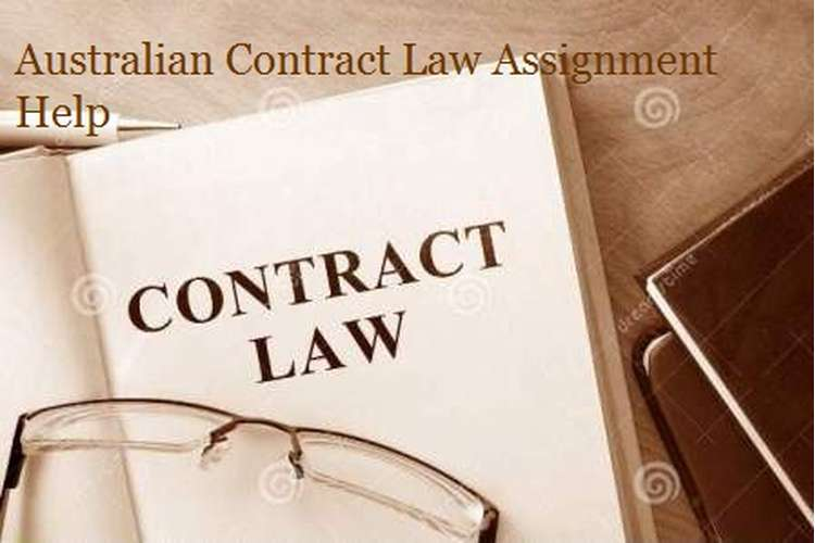Australian Contract laws Assignment Help
