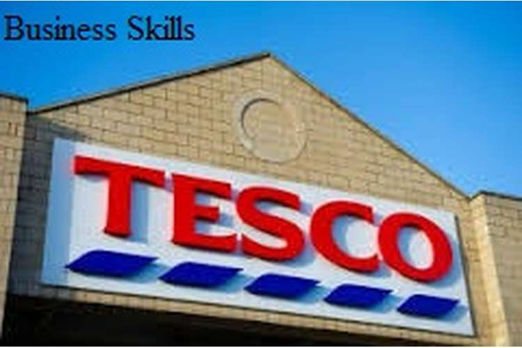 Unit 1 Business Skills Assignment - TESCO