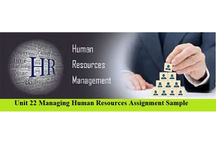 Managing Human Resources Assignment Sample
