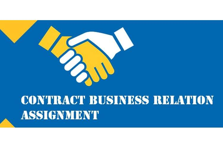 Aspects Contract Business Relation Assignment