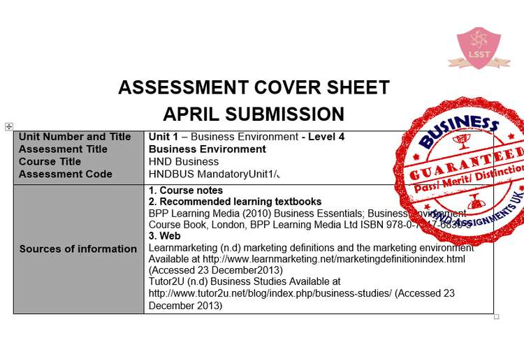 ta diploma course assignment 4 Diploma sample assignments • the way the assignment templates are completed on a pre-university course.
