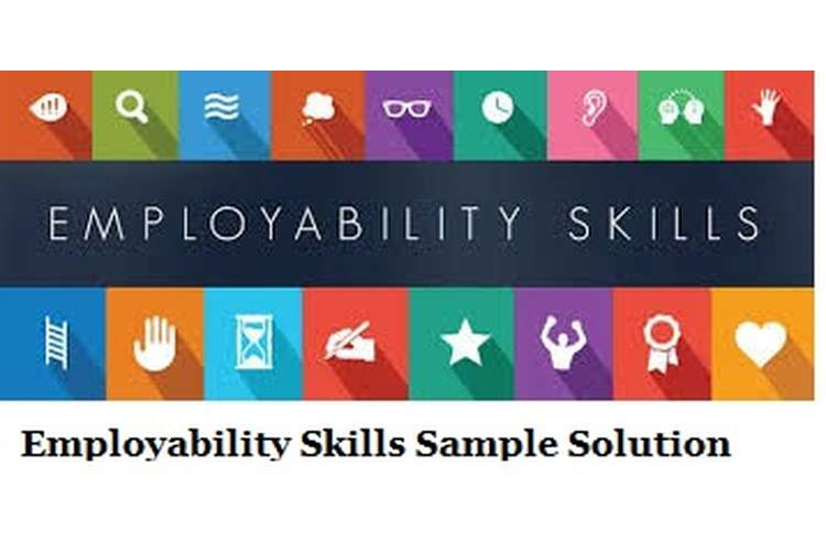 Unit 23 Employability Skills Sample Solution