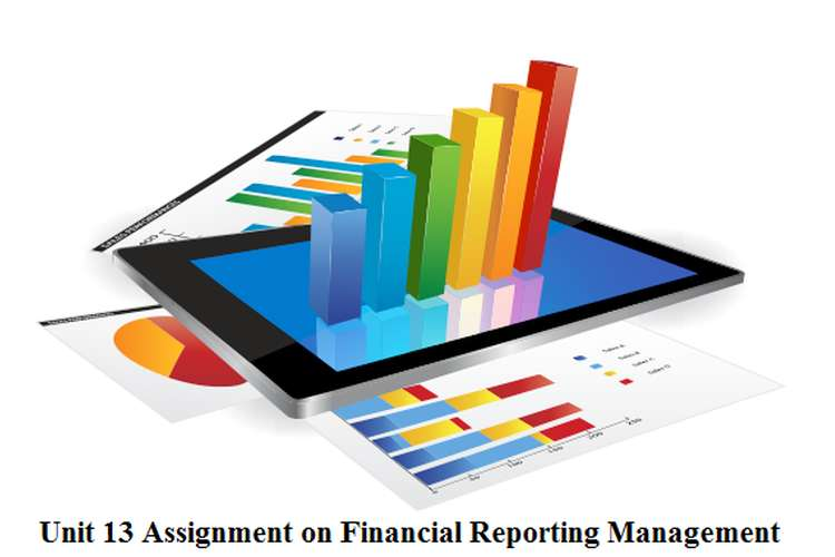 Assignment on Financial Reporting Management