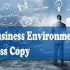 Unit 1 Business Environment Pass Copy