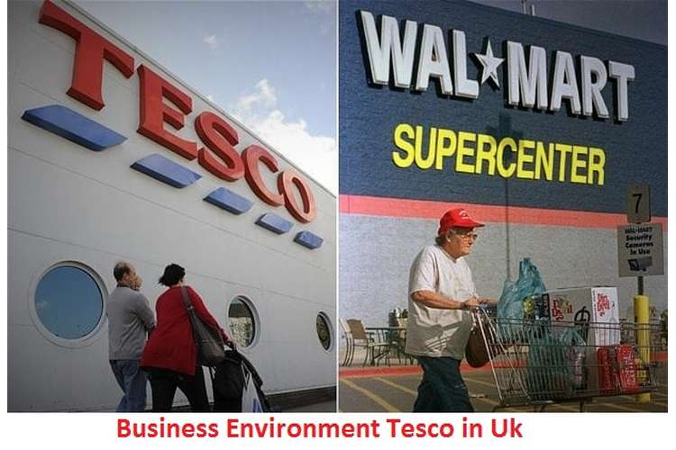 Unit 1 Business Environment Assignment Solution – Tesco