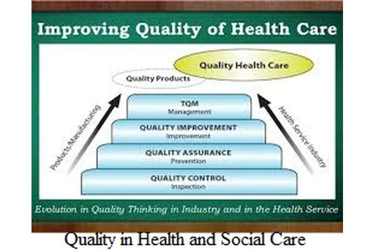 Quality in Health and Social Care Assignment