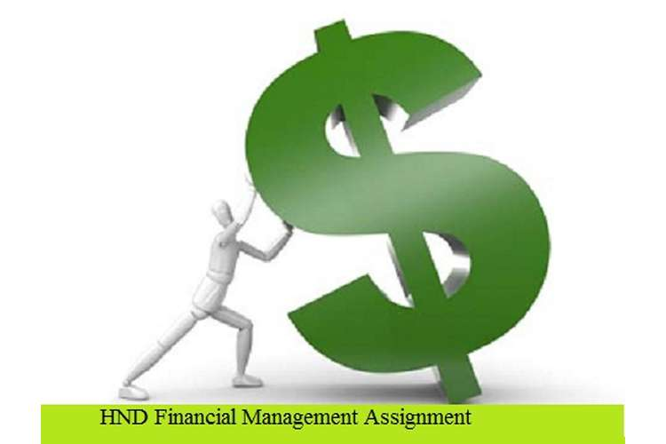 Financial Management Assignment