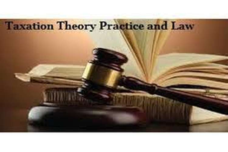 HI6028 Taxation Theory Practice Law