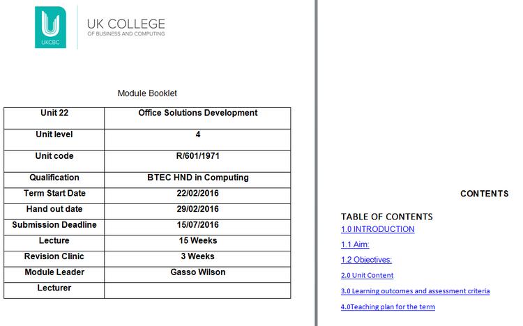 office solution development