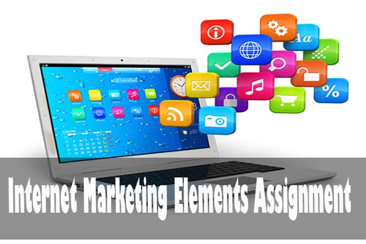 Internet Marketing Elements Assignment