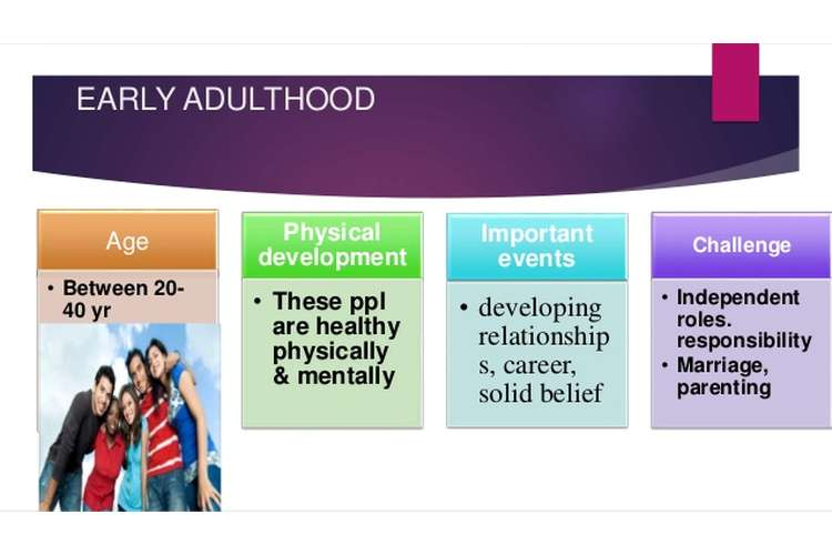 Physical Development in Early Adulthood Assignment