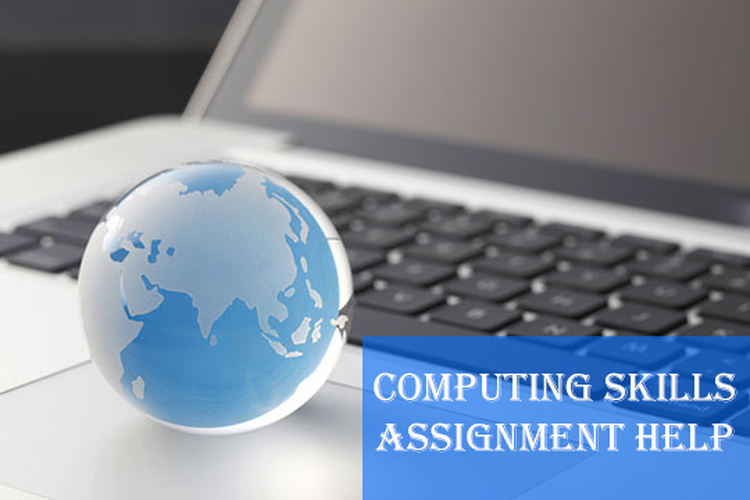 Computing Skills Assignment Help