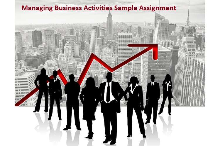 Unit 15 Managing Business Activities Sample Assignment