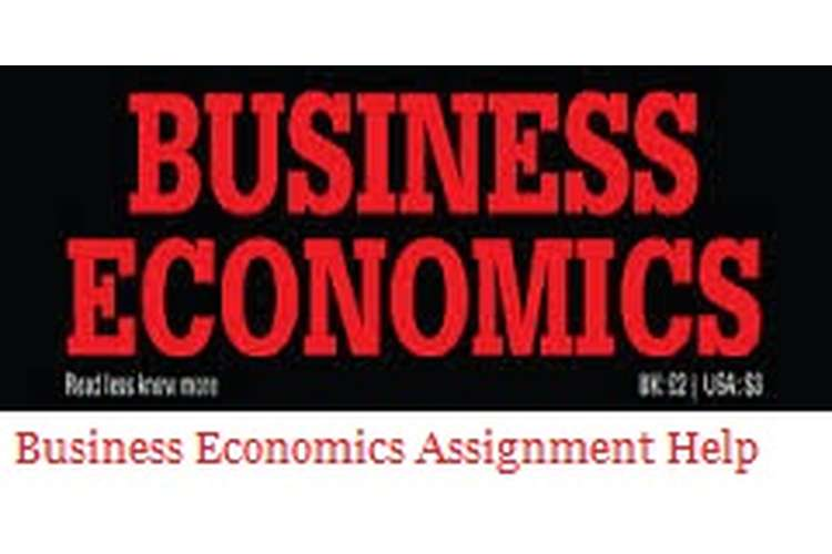 Business Economic Assignment help