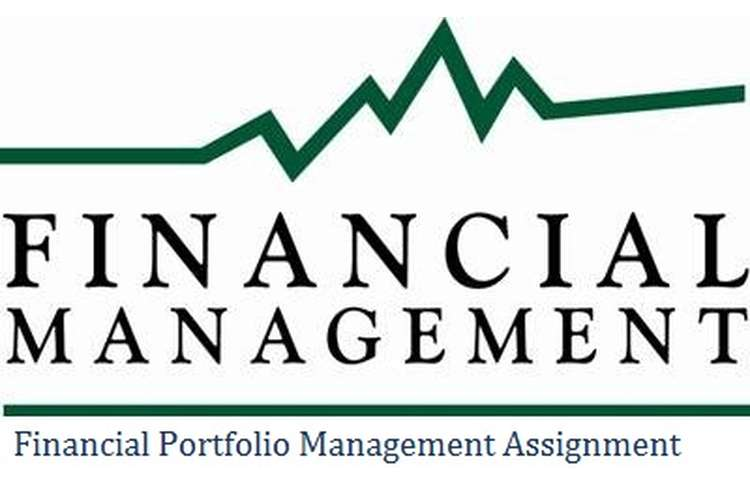 Financial Portfolio Management Assignment
