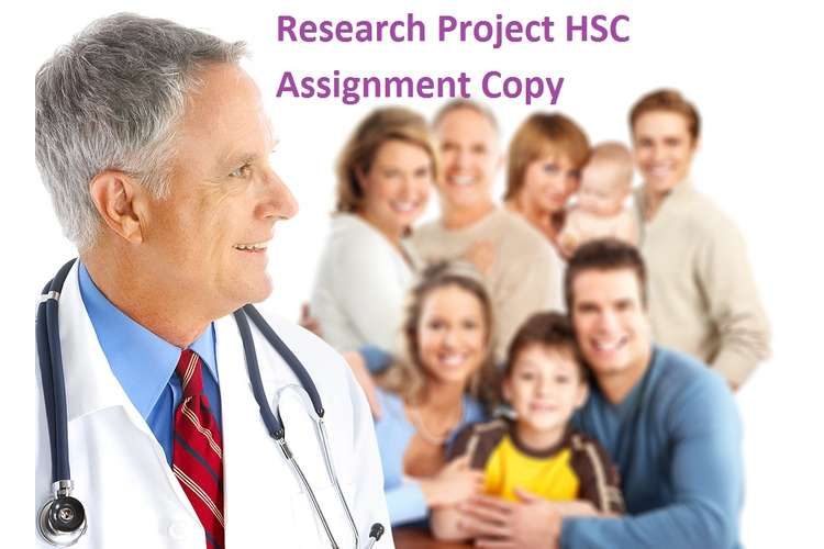 Unit 6 Research Project HSC Assignment Copy