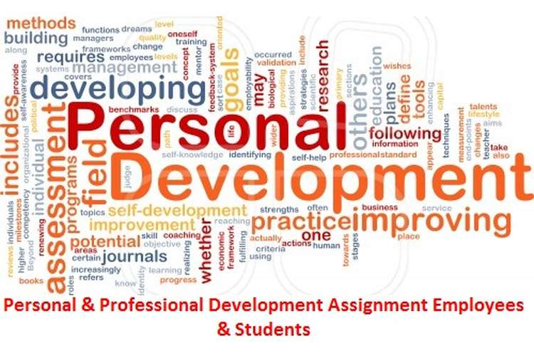 Personal & Professional Development Assignment Employees & Students