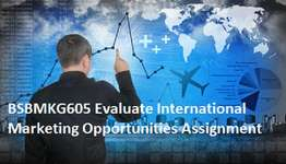 BSBMKG605 Evaluate International Marketing Opportunities Assignment