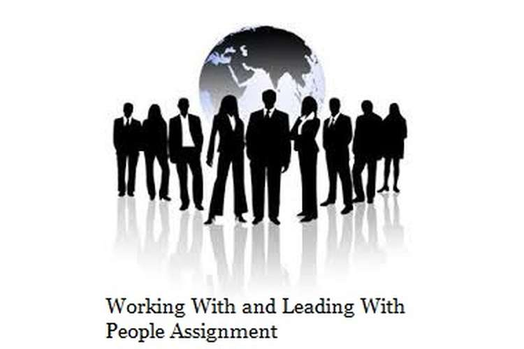 Working With Leading With People Assignment